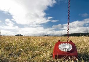 phoning god